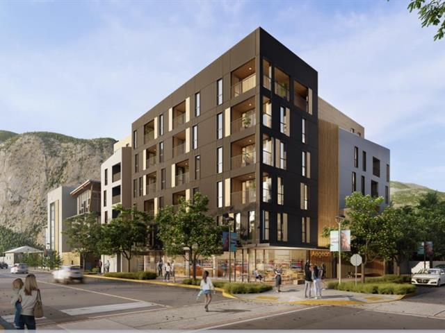 Apartment for sale in Downtown SQ, Squamish, Squamish, 601 1360 Victoria Street, 262500527 | Realtylink.org