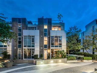 Townhouse for sale in Coal Harbour, Vancouver, Vancouver West, Th18 1281 W Cordova Street, 262547065 | Realtylink.org