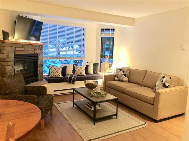 Apartment for sale in Benchlands, Whistler, Whistler, 318 4809 Spearhead Drive, 262538652 | Realtylink.org