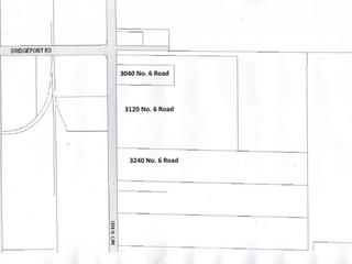 Commercial Land for sale in East Richmond, Richmond, Richmond, 3040-3240 No. 6 Road, 224932945 | Realtylink.org