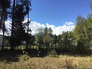 Lot for sale in Valemount - Town, Valemount, Robson Valley, 1430 Grenfell Place, 262524632 | Realtylink.org