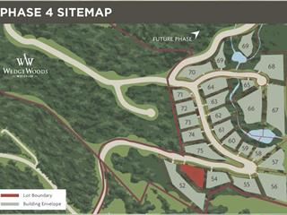 Lot for sale in WedgeWoods, Whistler, Whistler, 9224 Wedgemount Plateau Drive, 262342110 | Realtylink.org