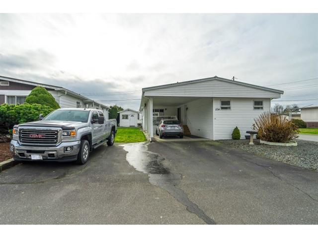 Manufactured Home for sale in Aldergrove Langley, Langley, Langley, 234 27111 0 Avenue, 262552879 | Realtylink.org