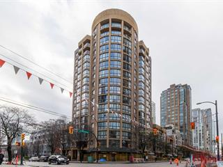 Apartment for sale in Yaletown, Vancouver, Vancouver West, 207 488 Helmcken Street, 262550566 | Realtylink.org