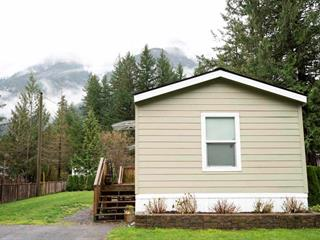 Manufactured Home for sale in Hope Kawkawa Lake, Hope, Hope, 29 65367 Kawkawa Lake Road, 262539531 | Realtylink.org