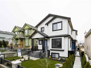 1/2 Duplex for sale in Renfrew VE, Vancouver, Vancouver East, 3083 E 4th Avenue, 262552755 | Realtylink.org