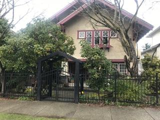 Fourplex for sale in Kitsilano, Vancouver, Vancouver West, 2525 York Avenue, 262456305 | Realtylink.org