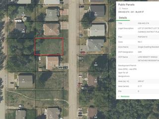 Lot for sale in Quesnel - Town, Quesnel, Quesnel, 241 Blair Street, 262535127 | Realtylink.org