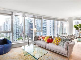 Apartment for sale in Coal Harbour, Vancouver, Vancouver West, 1703 1499 W Pender Street, 262547933 | Realtylink.org