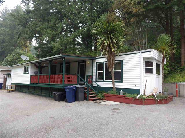 Manufactured Home for sale in Sechelt District, Sechelt, Sunshine Coast, 3 5302 Selma Park Road, 262519706 | Realtylink.org