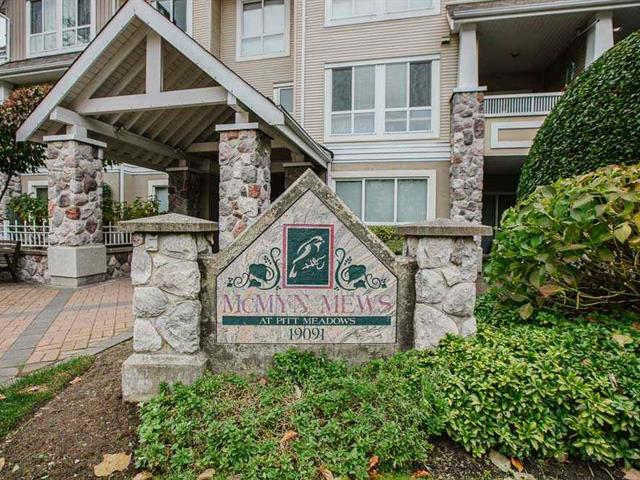 Apartment for sale in Mid Meadows, Pitt Meadows, Pitt Meadows, 113 19091 McMyn Road, 262534060 | Realtylink.org
