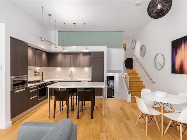 Townhouse for sale in False Creek, Vancouver, Vancouver West, 1828 Crowe Street, 262549125 | Realtylink.org