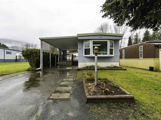 Manufactured Home for sale in Chilliwack River Valley, Chilliwack, Sardis, 37 46484 Chilliwack Lake Road, 262547507 | Realtylink.org