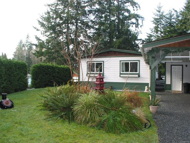 Manufactured Home for sale in Shawnigan Lake, Shawnigan, 45 2785 Wallbank Rd, 863188   Realtylink.org