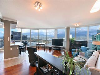 Apartment for sale in Coal Harbour, Vancouver, Vancouver West, 3306 1111 W Pender Street, 262532314   Realtylink.org