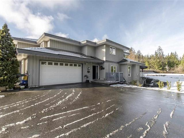 1/2 Duplex for sale in Anmore, Port Moody, 111a Hemlock Drive, 262550834 | Realtylink.org