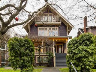 Townhouse for sale in Mount Pleasant VW, Vancouver, Vancouver West, 326 W 11th Avenue, 262549655   Realtylink.org