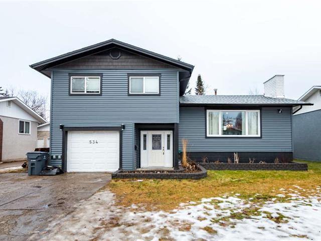 House for sale in Fraserview, Prince George, PG City West, 534 Runnalls Avenue, 262550318 | Realtylink.org