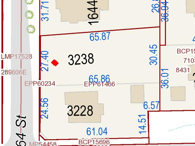 Lot for sale in Morgan Creek, Surrey, South Surrey White Rock, 3238 164 Street, 262550076 | Realtylink.org