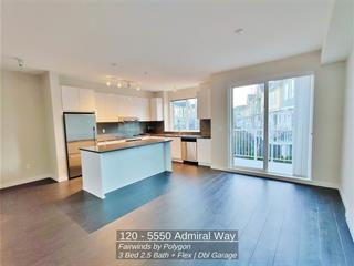 Townhouse for sale in Neilsen Grove, Delta, Ladner, 120 5550 Admiral Way, 262540744 | Realtylink.org