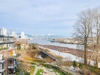 Apartment for sale in Queensborough, New Westminster, New Westminster, 411 262 Salter Street, 262549717 | Realtylink.org