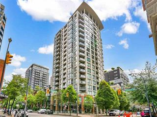 Apartment for sale in Downtown VW, Vancouver, Vancouver West, 1805 1082 Seymour Street, 262548975 | Realtylink.org
