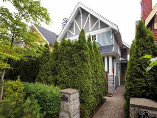 1/2 Duplex for sale in Mount Pleasant VW, Vancouver, Vancouver West, 407 W 16th Avenue, 262521815   Realtylink.org