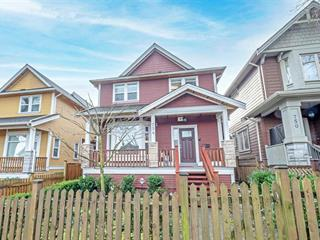 1/2 Duplex for sale in Mount Pleasant VE, Vancouver, Vancouver East, 754 E 12th Avenue, 262549726 | Realtylink.org