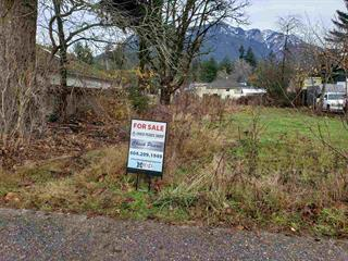 Lot for sale in Hope Center, Hope, Hope, 923 6th Avenue, 262545619 | Realtylink.org