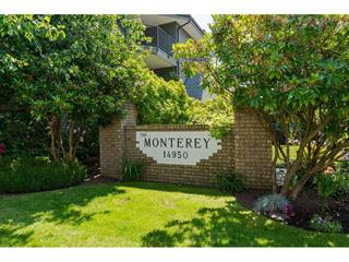 Apartment for sale in White Rock, South Surrey White Rock, 304 14950 Thrift Avenue, 262547764 | Realtylink.org