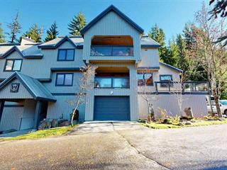 Townhouse for sale in Nordic, Whistler, Whistler, 45 2544 Snowridge Circle, 262537388 | Realtylink.org