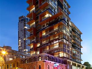 Apartment for sale in Downtown VW, Vancouver, Vancouver West, 2501 1325 Rolston Street, 262457302 | Realtylink.org