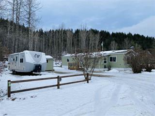Manufactured Home for sale in Williams Lake - Rural North, Williams Lake, Williams Lake, 17 2725 Dubois Road, 262545081 | Realtylink.org