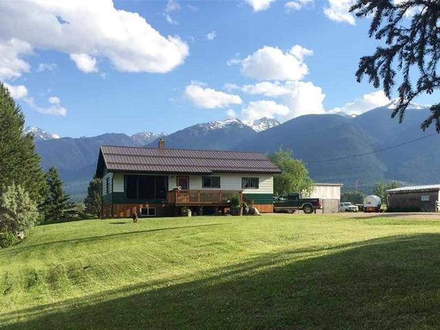 House for sale in McBride - Town, McBride, Robson Valley, 115 Sansom Road, 262473030 | Realtylink.org
