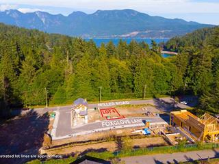 Lot for sale in Bowen Island, Bowen Island, Lot 4 Foxglove Lane, 262348704 | Realtylink.org