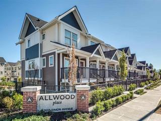 Townhouse for sale in Abbotsford West, Abbotsford, Abbotsford, 105 32633 Simon Avenue, 262549101 | Realtylink.org