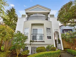 House for sale in Point Grey, Vancouver, Vancouver West, 4182 W 11th Avenue, 262549775 | Realtylink.org