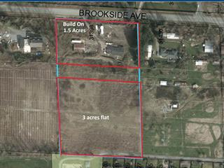 Lot for sale in Abbotsford West, Abbotsford, Abbotsford, 31398 Brookside Avenue, 262550424 | Realtylink.org