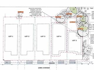 Lot for sale in Fraser Heights, Surrey, North Surrey, Lot #1 16127 108 Avenue, 262536537 | Realtylink.org