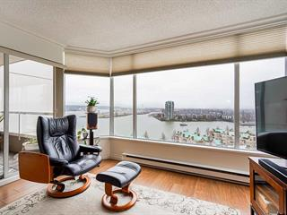 Apartment for sale in Quay, New Westminster, New Westminster, 1606 1065 Quayside Drive, 262548893 | Realtylink.org