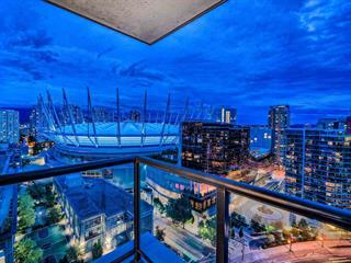 Apartment for sale in Yaletown, Vancouver, Vancouver West, 2502 928 Beatty Street, 262523825 | Realtylink.org