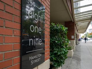 Apartment for sale in Downtown VW, Vancouver, Vancouver West, 305 819 Hamilton Street, 262527949 | Realtylink.org