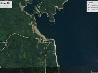 Lot for sale in Cortes Island, Cortes Island, Lot A Whaletown Rd, 858216 | Realtylink.org
