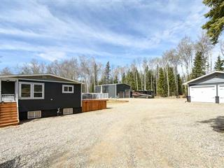 Manufactured Home for sale in Lakeshore, Charlie Lake, Fort St. John, 13444 Canary Road, 262477984   Realtylink.org