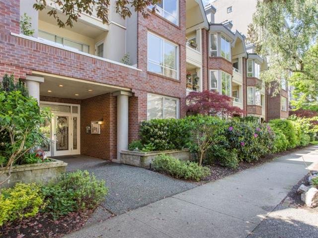 Apartment for sale in West End VW, Vancouver, Vancouver West, 116 1230 Haro Street, 262519959 | Realtylink.org