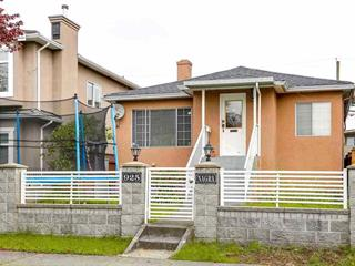 House for sale in South Vancouver, Vancouver, Vancouver East, 925 E 58th Avenue, 262531069 | Realtylink.org