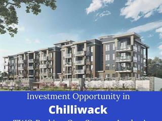 Apartment for sale in Chilliwack E Young-Yale, Chilliwack, Chilliwack, 307 45562 Airport Road, 262531655 | Realtylink.org
