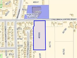 Lot for sale in Chilliwack E Young-Yale, Chilliwack, Chilliwack, 46680 Chilliwack Central Road, 262532582 | Realtylink.org