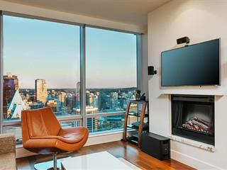 Apartment for sale in West End VW, Vancouver, Vancouver West, 3605 1111 Alberni Street, 262517359 | Realtylink.org