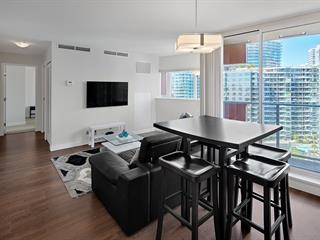 Apartment for sale in Yaletown, Vancouver, Vancouver West, 1801 918 Cooperage Way, 262524234 | Realtylink.org